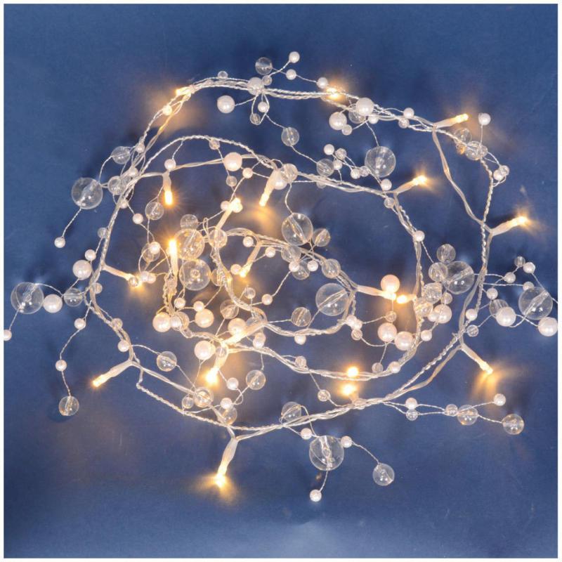 LED-Perlenlichterkette, 30 Dioden