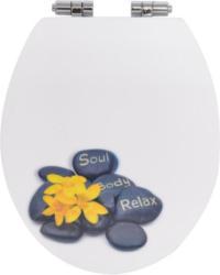 "WC-Sitz ""3D Relax"", mit Absenkautomatik"