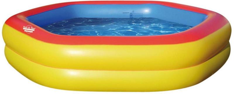 "Pool ""Hexgonal"""