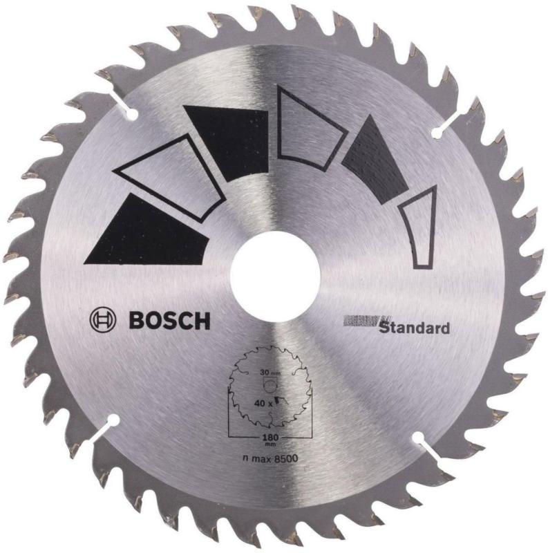 """DIY Kreissägeblatt """"Basic"""", Z40, 180mm 180 mm"""