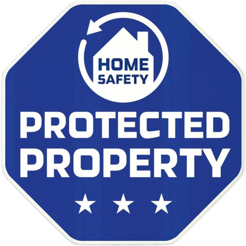 """Sicherheitssticker """"Home Safety"""""""