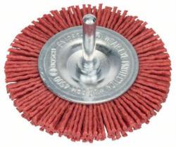 Scheibenbürste 75 mm, 6 mm, Nylondraht, SiC beschichtet