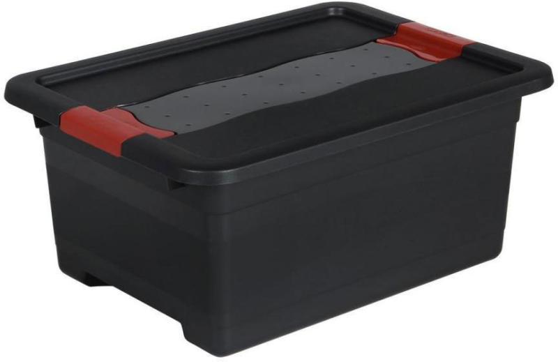 """Box """"Solido"""", 12 L, graphite 12  L"""