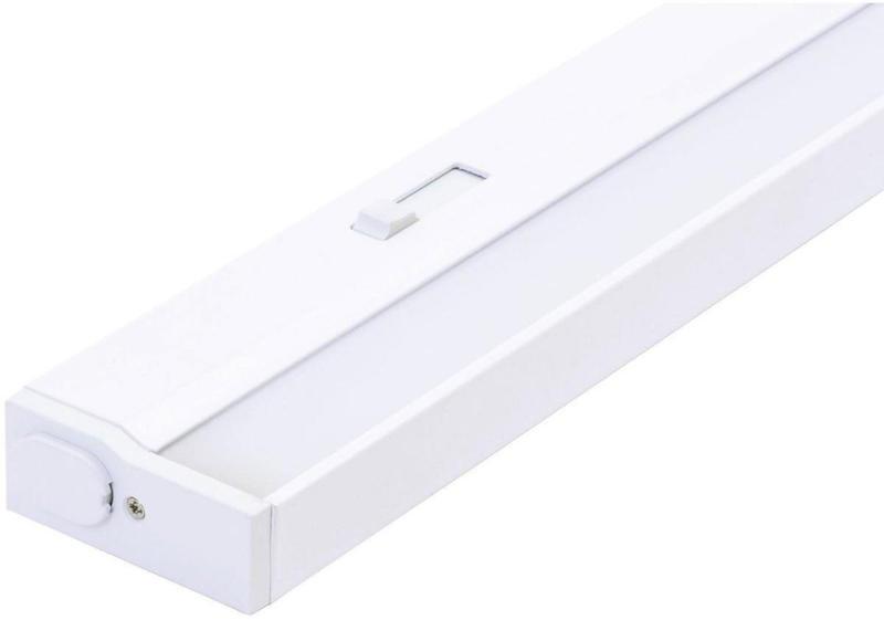 "LED-Unterbauleuchte ""Conero-DIM"", 42,4x5,3x2,9cm, weiß 42,4x5,3x2,9 cm"