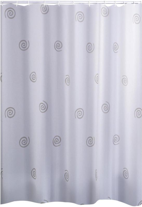 """Duschvorhang """"Univers"""", Textil, 240x180 cm"""