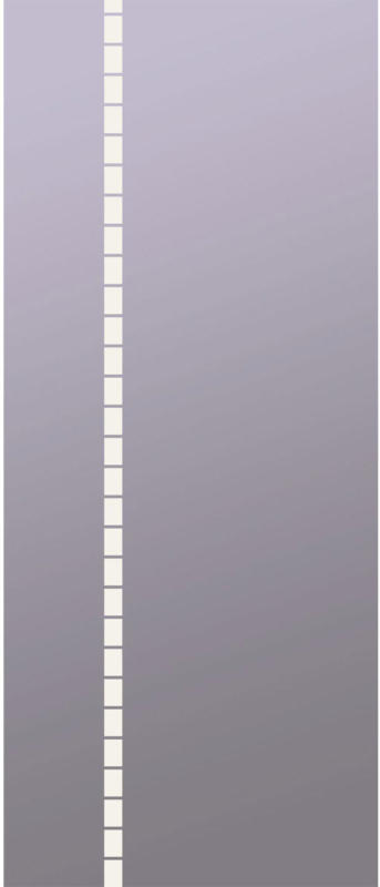 "Glasdrehtür ""NOVA 598 ESG"", klar, 83,4x197,2x8 cm 83,4 cm | rechts"