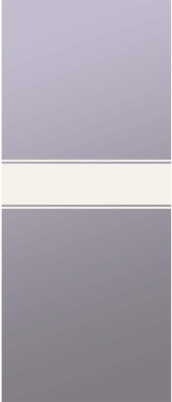 "Glasdrehtür ""NOVA 593 ESG"", mattiert, 83,4x197,2x8 cm 83,4 cm | rechts"