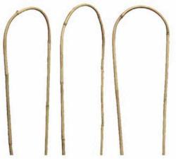 Rankhilfe 90 cm 3er Bambus