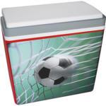 """HELLWEG Baumarkt Kühlbox """"Mirabelle"""", 24 Liter, mit Fußballmotiv"""