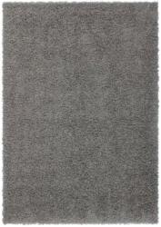 "Langflor-Teppich ""Norway"" - Oslo Silber, 60x110cm 60x110 cm"