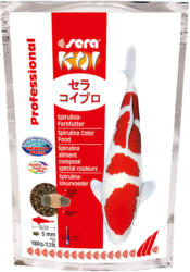 KOI Professional Spirulina-Farbfutter 1000 g