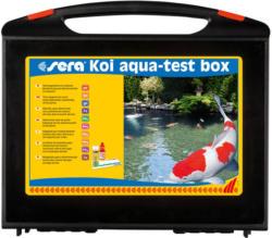 Koi aqua-test box