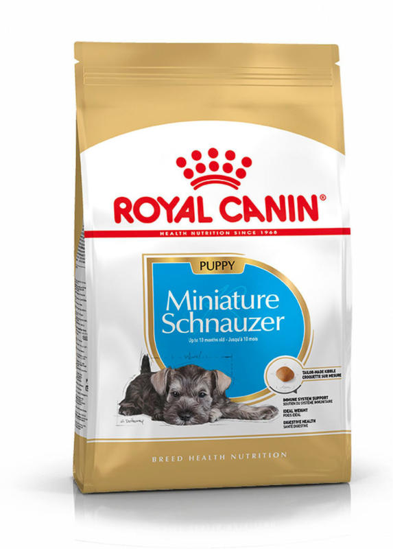Miniature Schnauzer Junior 1,5kg