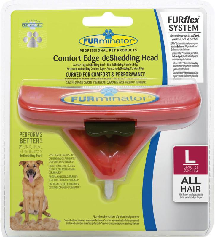 Dog FURflex Hund deShedding L