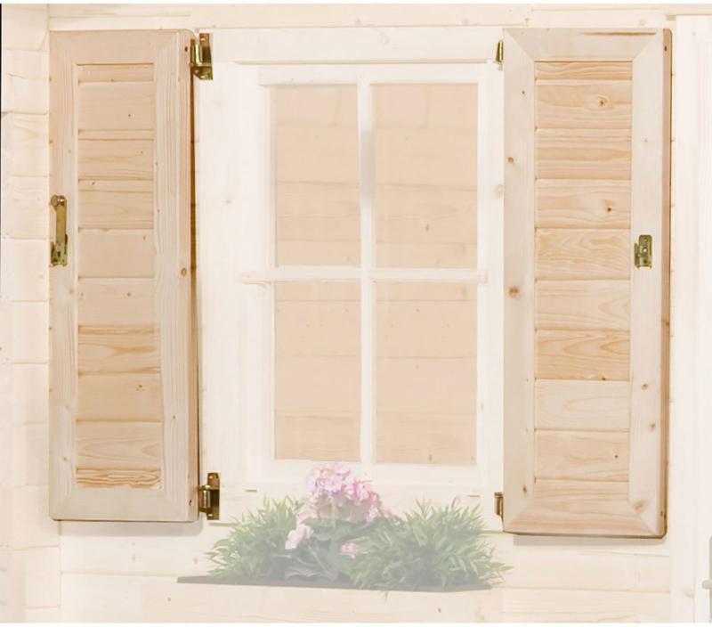 """Fensterladen für """"Weekendhaus"""", 2-seitig"""