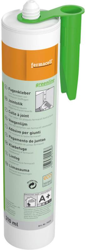 """Fugenkleber """"Greenline"""", 310 ml"""