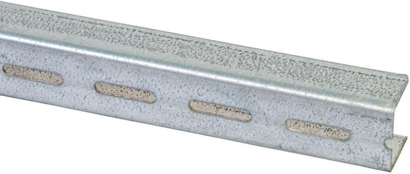 "Aussteifungsprofil ""UA 50"", 2,6 m, einreihige Lochung 8,2x40 mm 260"