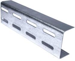 "Aussteifungsprofil ""UA 75"", 4 m, zweireihige Lochung 2 mm 400"