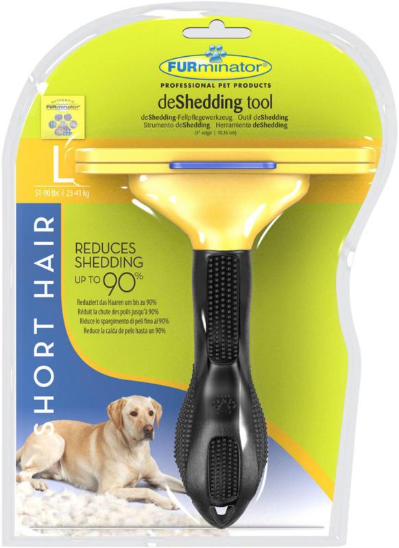 FURminator Dog Tool Long Hair Large Dog L