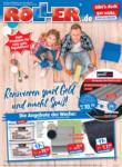 Roller Renovieren spart Geld und macht Spaß! - bis 19.09.2020