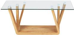 """Couchtisch """"Nani"""", Wildeiche, 110x45x60 cm"""