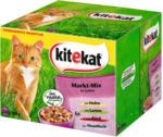 HELLWEG Baumarkt Kitekat Portionsbeutel Multipack Markt - Mix in Gelee 24x100g