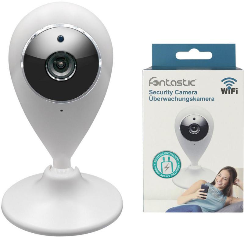 """WiFi Kamera """"Smart Home"""", mit Bewegungserkennung"""