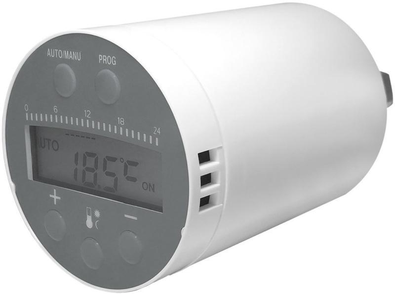 "WiFi intelligentes Heizkörperthermostat ""Smart Home"", mit LCD-Display"