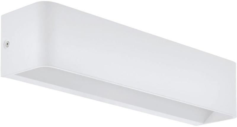 "LED-Wandlampe ""Sania 4"", 36,5x8cm, weiß 36,5x8  cm"