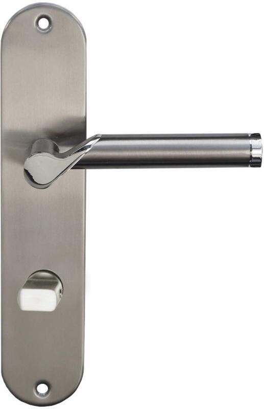 """Langschildgarnitur """"Renofast II-LS"""", für WC, 78 mm"""
