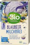 dm dmBio Blaubeer Milchbrei