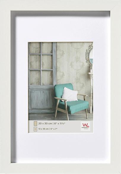 WALTHER Stockholm (30x40 cm, Weiß)