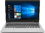 Media Markt LENOVO IdeaPad 1, Notebook mit 11.6 Zoll Display, Celeron® Prozessor, 4 GB RAM, 64 GB eMMC, Intel UHD-Grafik 600, Platinsilber