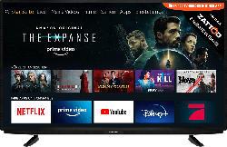 GRUNDIG 43 GUB 7040 FIRE TV EDITION LED TV (Flat, 43 Zoll/108 cm, UHD 4K, SMART TV, Fire TV Experience)