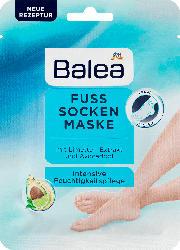 Balea Fußmaske in Socken 1 Paar