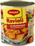 real Maggi Ravioli oder Spaghetti Bolognese versch. Sorten,  jede 800-g-Dose - bis 19.09.2020