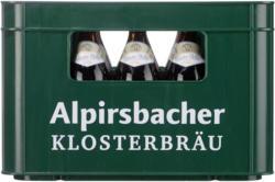 Alpirsbacher Kloster Helles 20 x 0,5 Liter, jeder Kasten