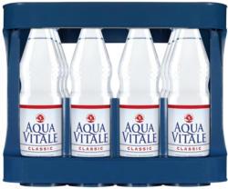 Aqua Vitale versch. Sorten, 12 x 1 Liter, jeder Kasten