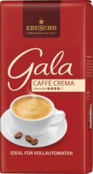 Eduscho Gala Caffè Crema, Espresso oder Variation