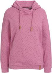 Damen Sweatshirt mit Schalkragen