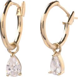 Damen Ohrringe mit Zierstein (Nur online)