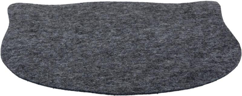 Trixie Napfunterlage Filz 45x37cm grau