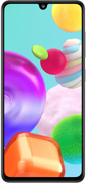 SAMSUNG Galaxy A41 64 GB White Dual SIM