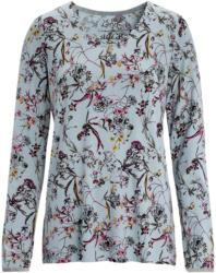 Damen Langarmshirt mit floralem Motiv