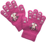 Ernsting's family Minnie Maus Handschuhe mit glitzernden Prints