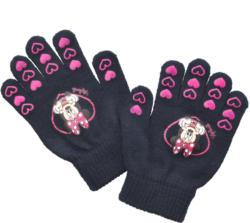 Minnie Maus Handschuhe mit glitzernden Prints