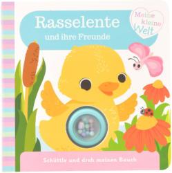 Rasselbuch Ente
