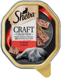 Sheba Schale oder Frischebeutel