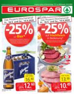 EUROSPAR Flugblatt Wien, Niederösterreich & Burgenland