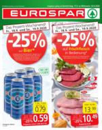 EUROSPAR Flugblatt Kärnten